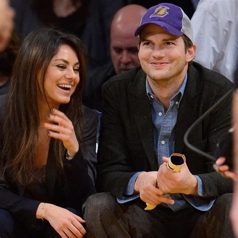 Mila Kunis and Ashton Kutcher: A look back at their ...