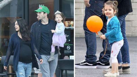 Mila Kunis and Ashton Kutcher s Daughter Wyatt Isabelle ...