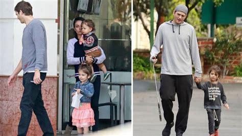 Mila Kunis & Ashton Kutcher s Kids   2018 {Wyatt Isabelle ...