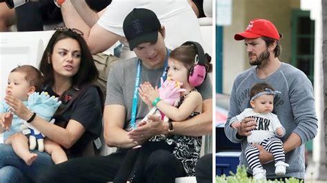 Mila Kunis & Ashton Kutcher s Kids [ Wyatt Isabelle ...