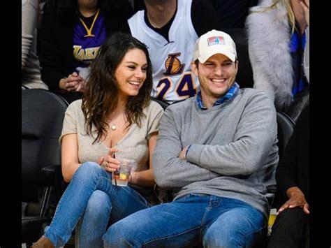Mila Kunis y Ashton Kutcher al parecer tendrían gemelos