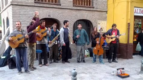 Milchakas   Street Music in Granada Spain   YouTube