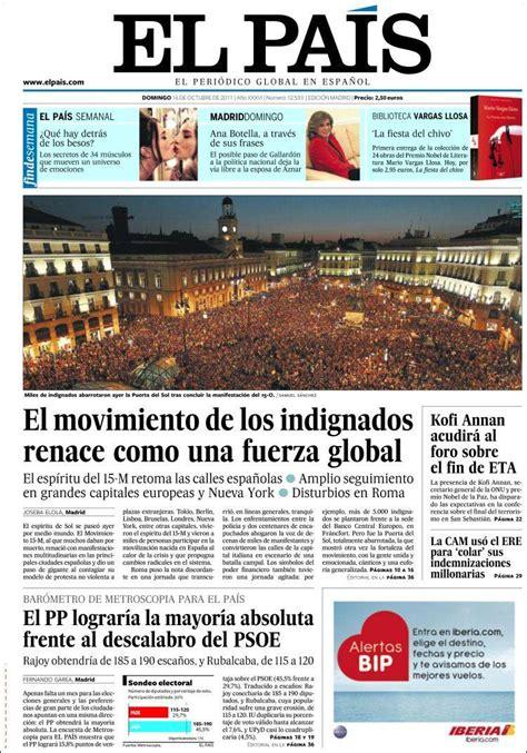Miles de 'indignados' barceloneses marchan contra el poder ...