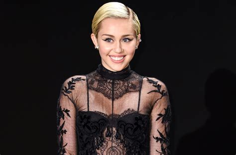 Miley Cyrus Wears Tight Leopard Print Jumpsuit On The ...