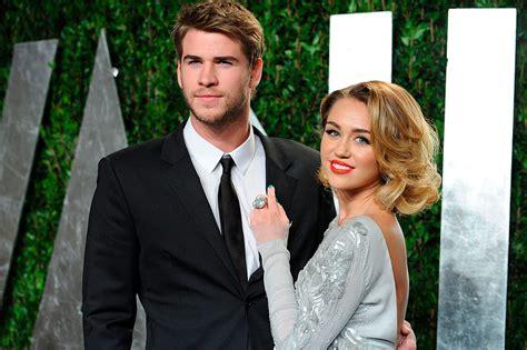 Miley Cyrus y Liam Hemsworth se casan en secreto