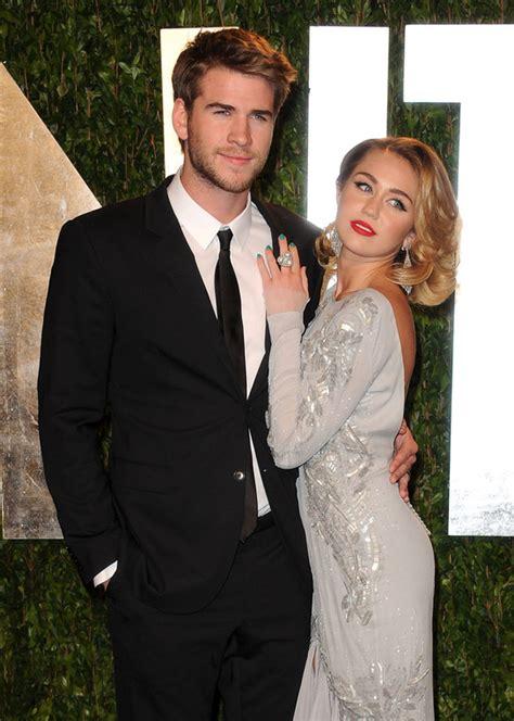 Miley Cyrus y Liam Hemsworth se casarán  a pesar de todo ...