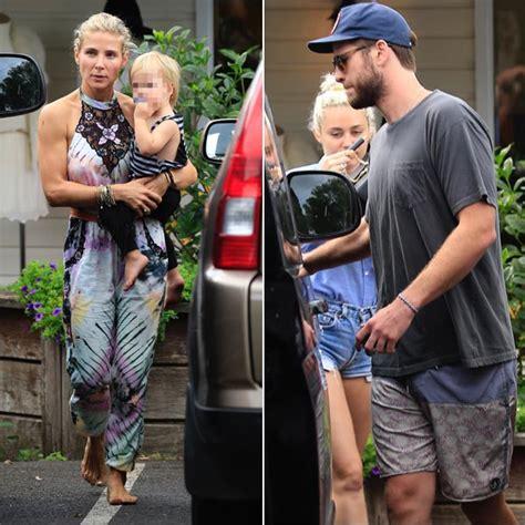 Miley Cyrus y Liam Hemsworth, vacaciones en Australia y ...