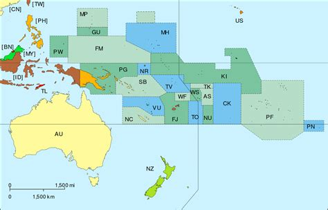Military history of Oceania   Wikipedia