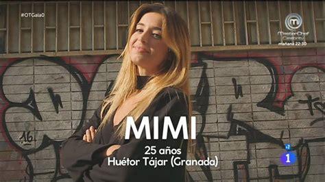 Mimi | Concursantes de OT | #OT2017 - YouTube