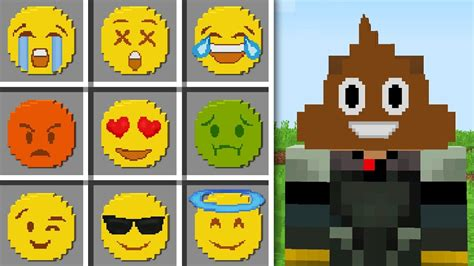 MINECRAFT EMOJIS ????????????????   YouTube