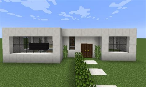 Minecraft Tutorial - Casa Moderna Pequena - YouTube