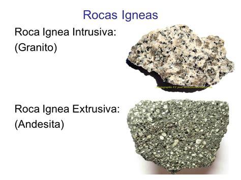 Minerales Son los constituyentes sólidos de todas las ...