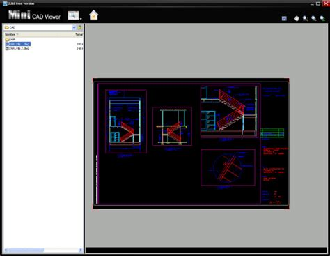 Mini CAD Viewer   Download