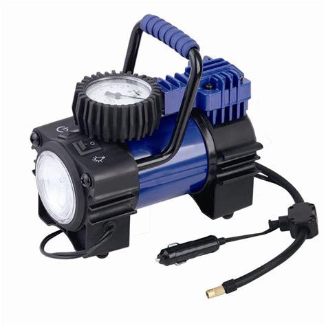 Mini compressor 12V NORAUTO com LED e manómetro homologado ...