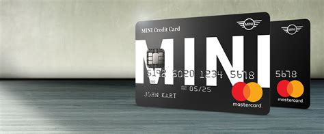 MINI Credit Cards : Basic