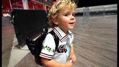 Mini Jake Paul BIRTHDAY On TEAM 10 TOUR!!   YouTube