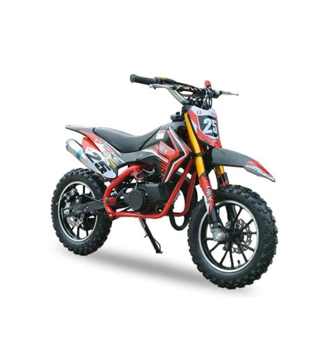 Mini moto cross, minicross infantil, moto para niños 49cc