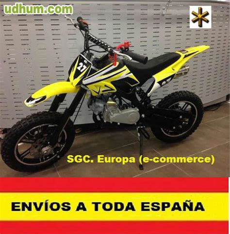 MINI MOTO MINI CROSS 50 CC BARATA
