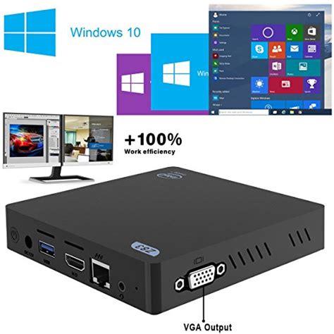 Mini pc windows 10 baratos 2016, en Amazon, función smart ...
