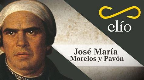 Minibiografía: José María Morelos y Pavón - YouTube