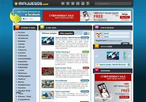 Minijuegos - Web 2.0