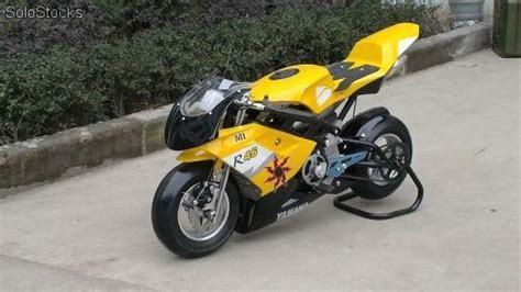 Minimoto-pocket bike replica blata ref.AGUA más económica ...