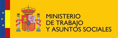 Ministerio de Trabajo y Asuntos Sociales - Wikipedia, la ...