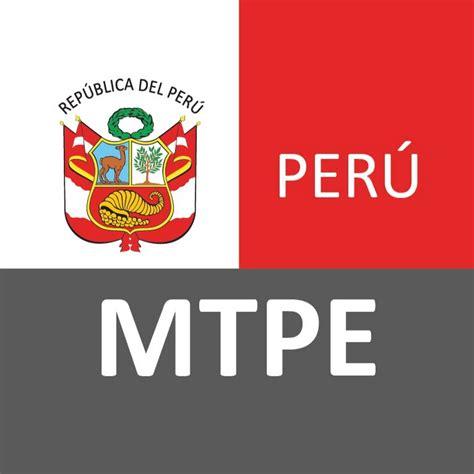 Ministerio De Trabajo y Promoción del Empleo - YouTube