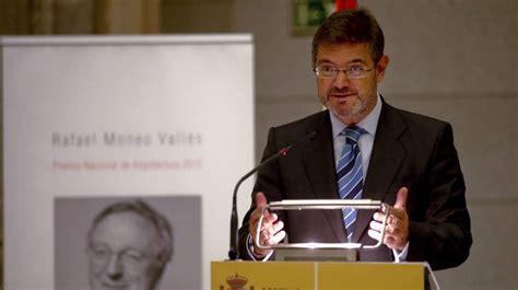 Ministro de Justicia: Rafael Catalá, un hombre de ...