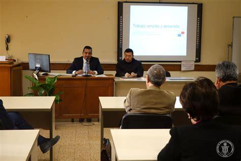 Ministro de Trabajo dicta conferencia en Roma - Ministerio ...
