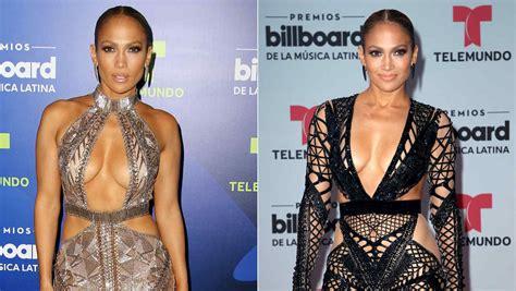 Mira a Jennifer Lopez con dos de sus looks más sexis de ...