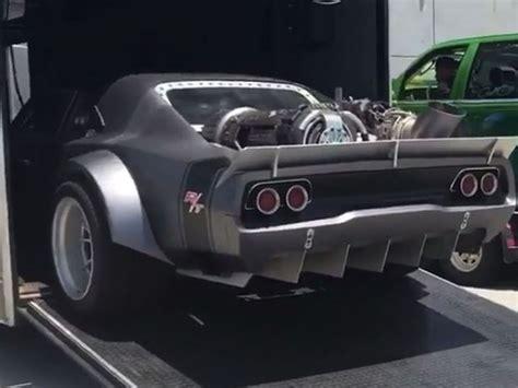 Mira el nuevo coche de Dominic Toretto | Revista de coches,