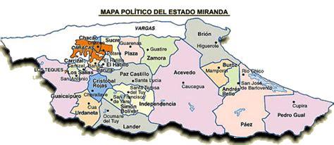 Miranda. Capital los Teques: un lugar de Venezuela ...