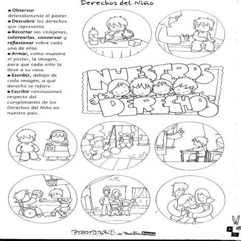 Mis Cosas De Maestra Derechos Y Deberes De La Infancia ...