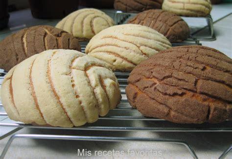 Mis recetas favoritas: Conchas~el pan dulce mexicano
