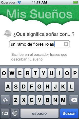 Mis Sueños para iPhone, iPad y Android