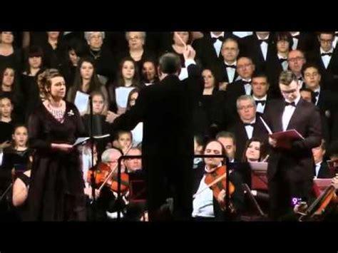 Miserere de Hilarión Eslava 2014   Orquesta Sinfónica de ...