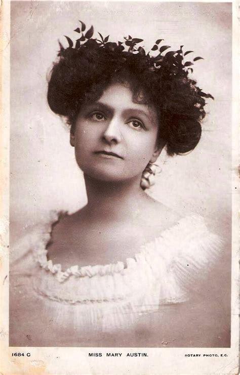 Miss Mary Austin   Theatricalia