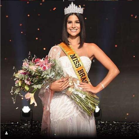Miss Minas Gerais Júlia Horta vence o concurso Miss Brasil ...
