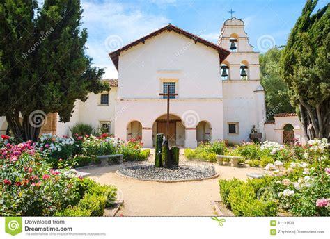 Mission San Juan Bautista State Historic Park Stock Image ...