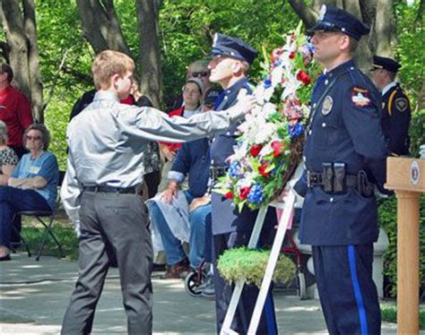 Missouri's Fallen Law Enforcement Officers Honored During ...