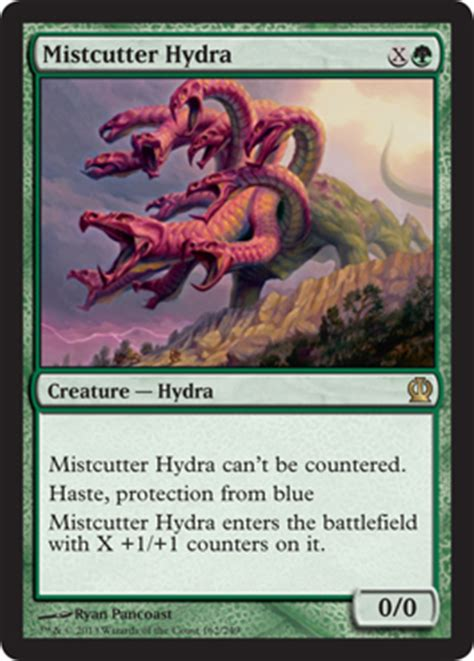 Mistcutter Hydra - New Card Discussion - The Rumor Mill ...