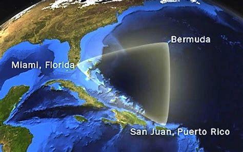 Misterio del Triángulo de las Bermudas se ha resuelto ...