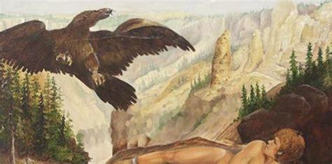 Mitología Griega. El Mito de Prometeo | ArqueHistoria