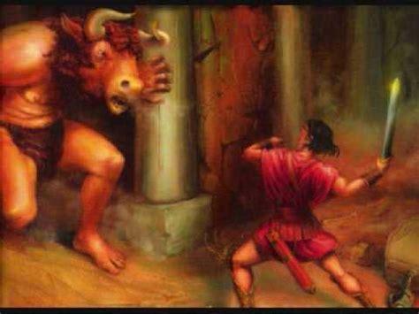 Mitos Griegos  Loquendo    Teseo y El Minotauro   YouTube