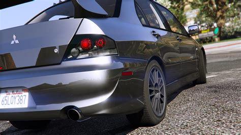 Mitsubishi Lancer Evolution IX MR [Add-On] - GTA5-Mods.com