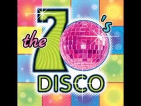Mix de los 70' musica disco - YouTube