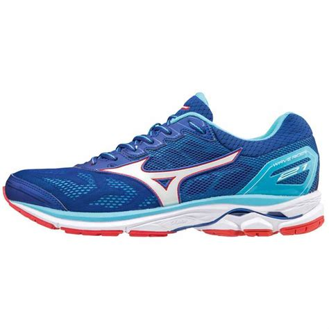 Mizuno Wave Rider 21   Blue buy and offers on Runnerinn