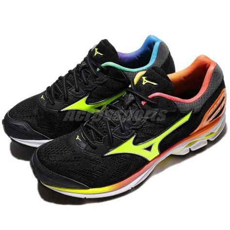 Mizuno Wave Rider 21 Osaka Marathon Limited Black Men ...