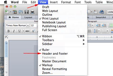 MLA Format Microsoft Word 2011 – Mac OS X
